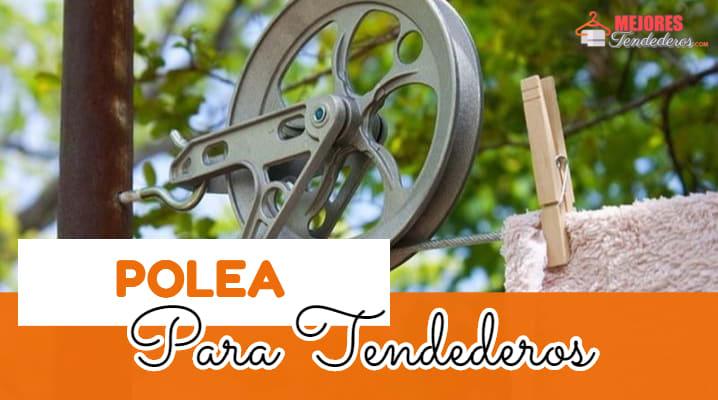 Polea Tendedero
