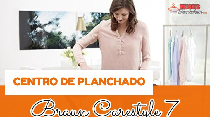 Centro de Planchado Braun Carestyle 7