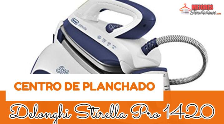 Centro de Planchado Delonghi Stirella Pro 1420