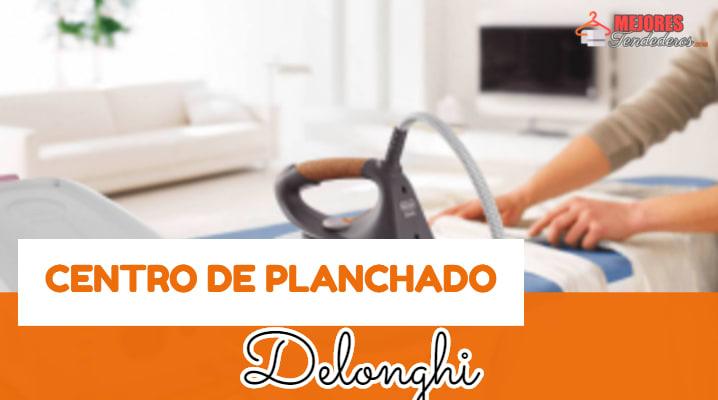 Centro de Planchado Delonghi