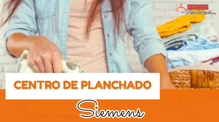 Centro de Planchado Siemens