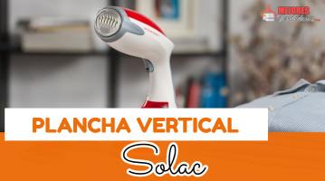 Plancha Vertical Solac