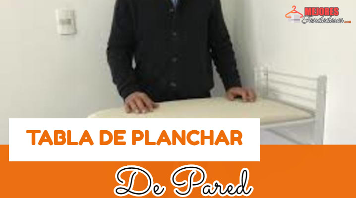 Tabla de Planchar de Pared
