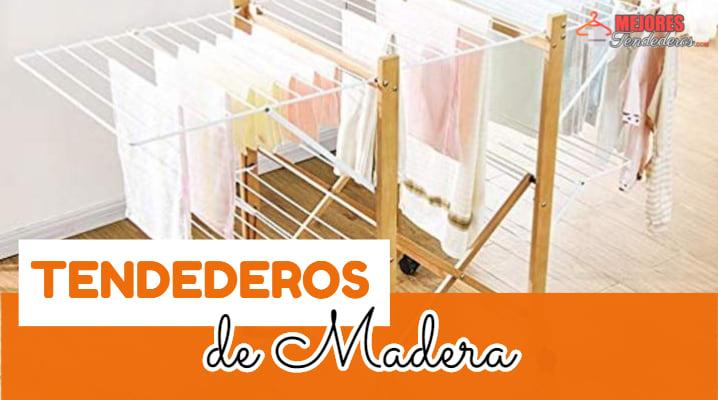 Tendedero de Madera