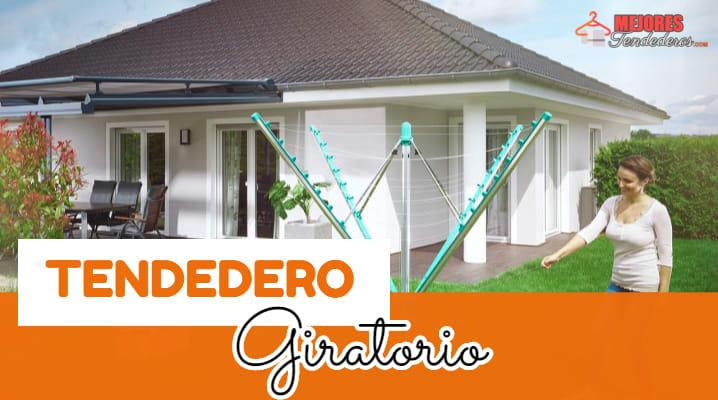 Tendedero Giratorio
