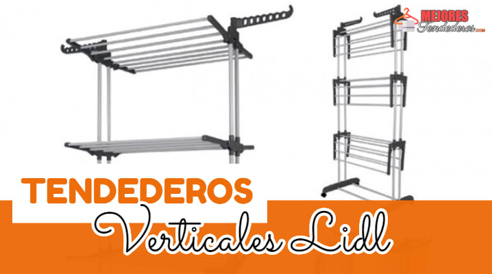 Tendedero Vertical Lidl