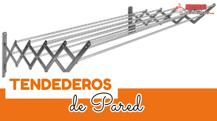 Tendederos de Pared